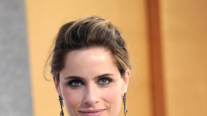 Sex and the City 2 NY Premiere 2010 Amanda Peet