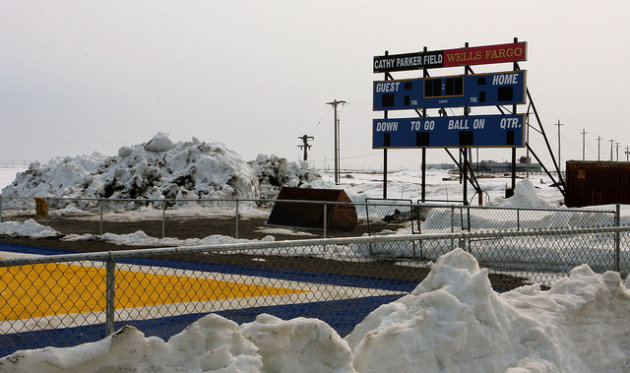 Cathy Parker Field - Barrow, Alaska