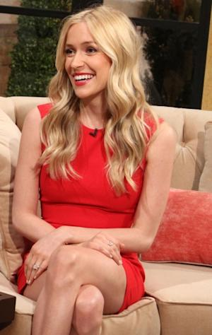 Kristin Cavallari stops by Access Hollywood Live on February 5, 2013 -- Access Hollywood