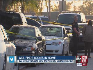 Police ID 2nd person in murder-suicide
