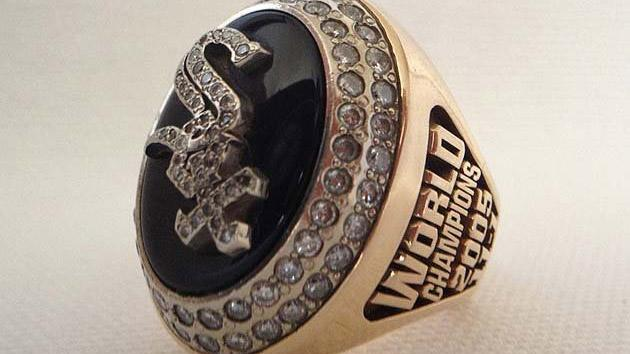 White Sox ring