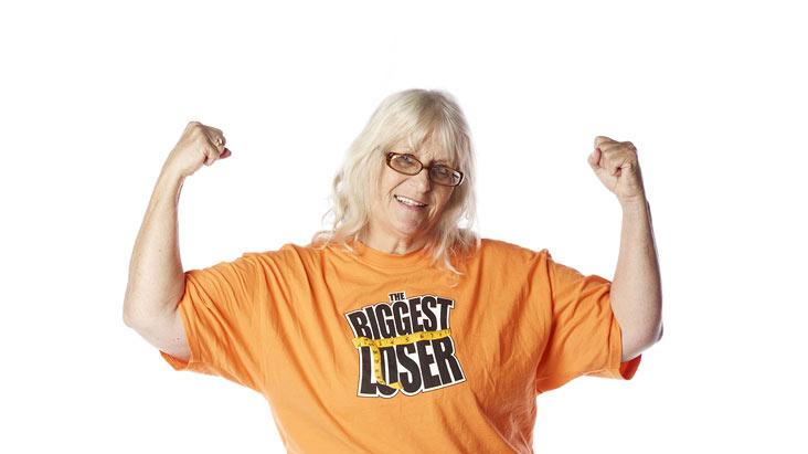 "Nancy Rajala competes on the 13th season of ""The Biggest Loser."""