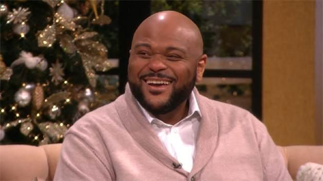 Ruben Studdard on Access Hollywood Live -- Access Hollywood