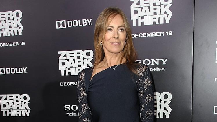 "Premiere Of Columbia Pictures' ""Zero Dark Thirty"" - Arrivals"