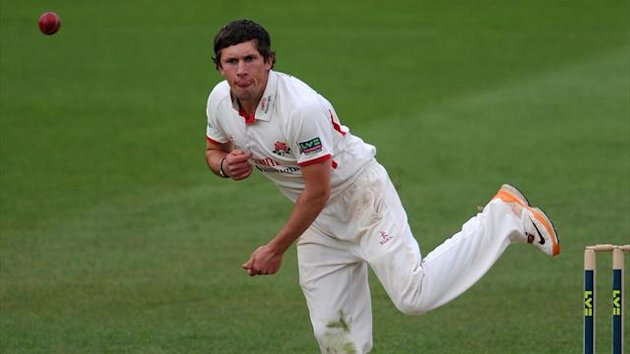 Simon Kerrigan, pictured, is one of four spinners who will assist England