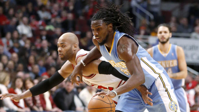 Bulls ride fast start to 117-89 win over Nuggets