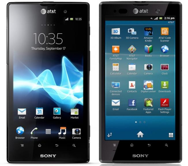 Sony Xperia ion to launch June 24th for $99.99 from AT&T