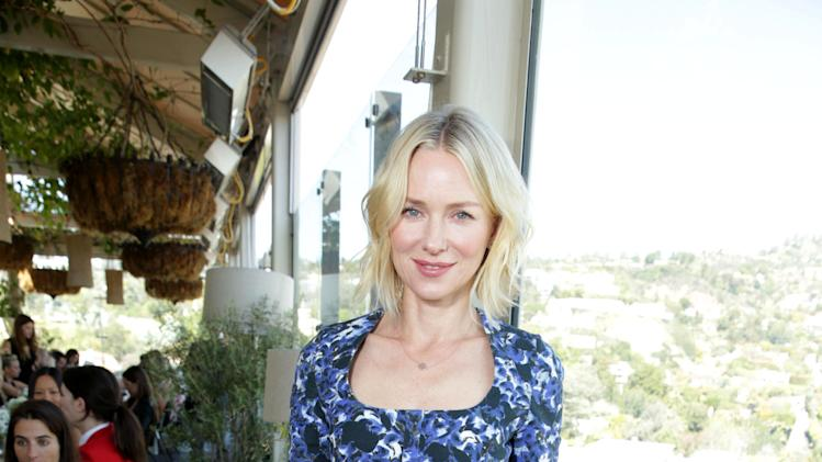 Naomi Watts at The Hollywood Reporter and Jimmy Choo Celebration of the Most Powerful Stylists in Hollywood, on Wednesday, March, 13, 2013 in Los Angeles. (Photo by Eric Charbonneau/Invision for The Hollywood Reporter/AP Images)
