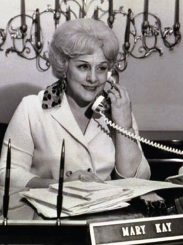 Mary Kay Cosmetics founder Mary Kay Ash, 1969