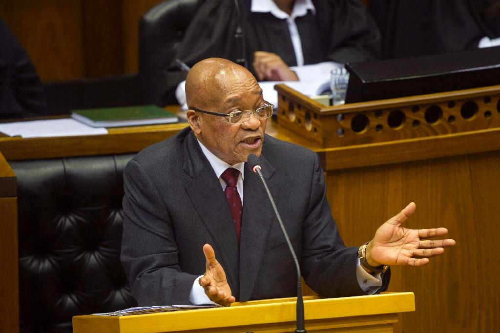 S.Africa's Zuma pushes universities to reform on race