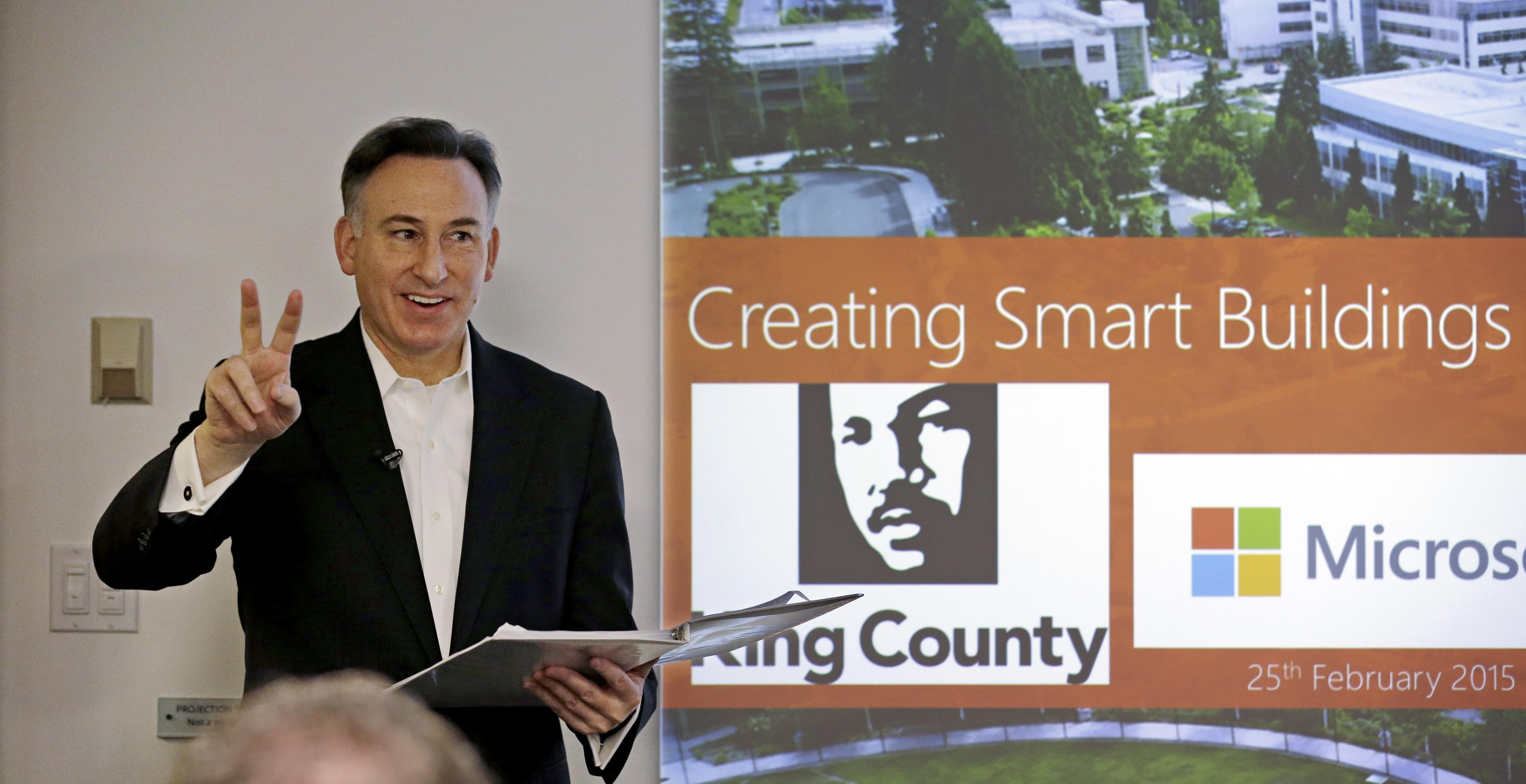 King County hopes new energy software saves it money