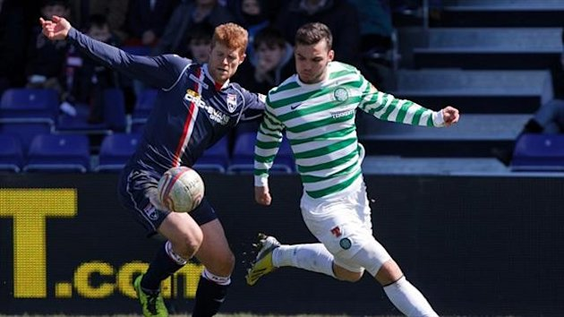 Celtic start their SPL defence against Ross County