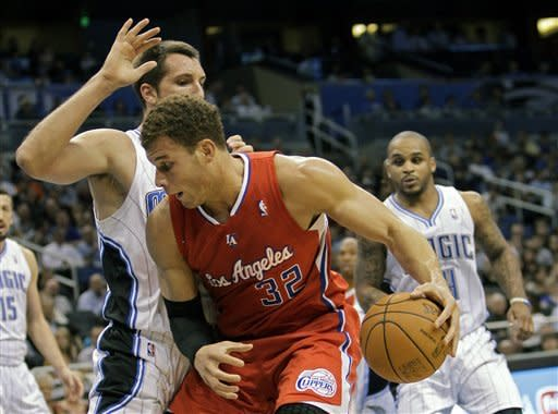 Paul leads Clippers past Magic in OT, 107-102