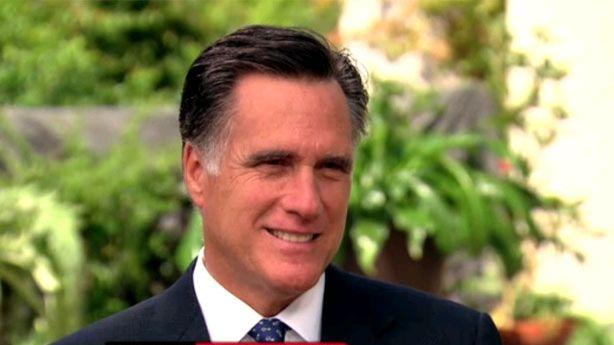 Romney Says That in Debates Obama 'Tends to Say Things That Aren't True'