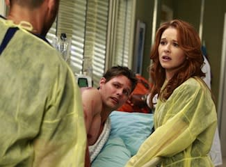 Sarah Drew on Grey's Anatomy's Big Transition, April's Forged V-Card and Hearting Jackson