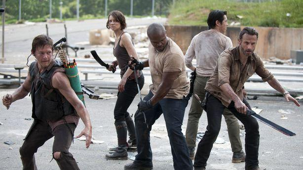 'The Walking Dead' Is in Trouble Again