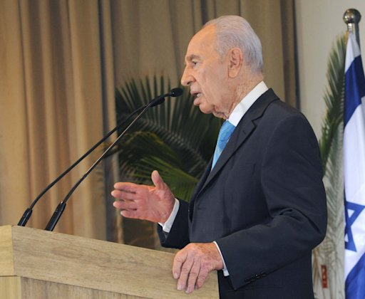 Israeli President Holds Press Conference For Arabic Media Ahead of Ramadan