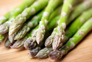 About bloomin' time! British asparagus is now in abundance