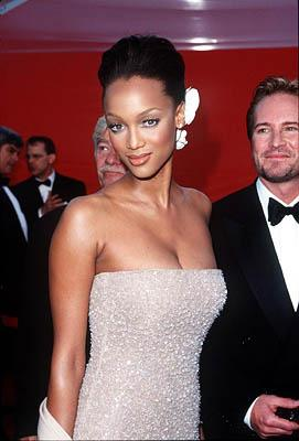Tyra Banks 70th Annual Academy Awards Los Angeles, CA 3/23/1998
