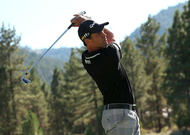 Reno-Tahoe Open - Final Round
