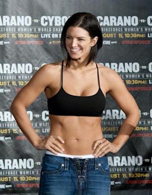 Ronda Rousey Closes in on Gina Carano's Twitter Dominance:  Fan's Reaction