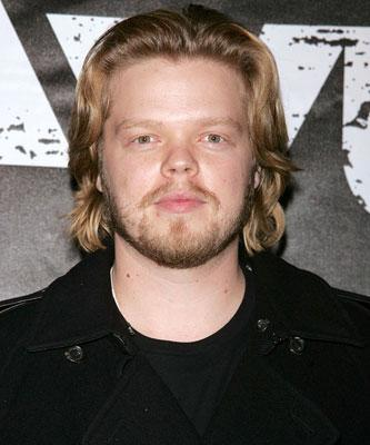 Elden Henson at the New York premiere of Touchstone Pictures' Deja Vu