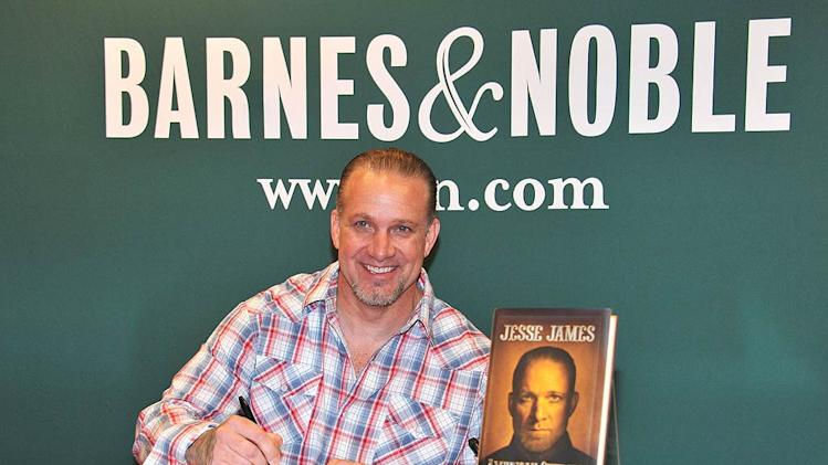 Jesse James Book Signing