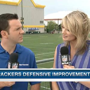 Ian Rapoport update from Green Bay Packers training camp