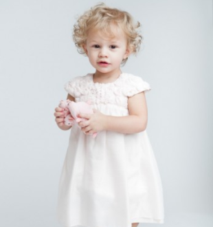 Kiddie Couture Rental Service Allows Kids to Wear Designer Clothes for a Fraction of the Cost