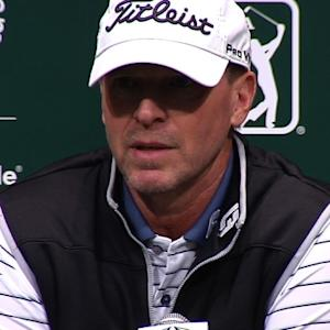 Steve Stricker on the new Champions Tour event in Wisconsin