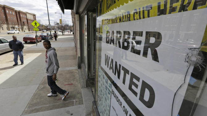 Dropouts: Discouraged Americans leave labor force