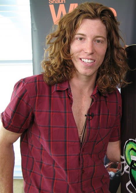 Shaun White Joins List of Notorious Celebrity Hotel Vandals