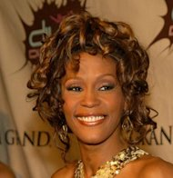 Whitney Houston record deal