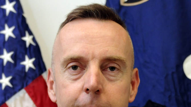 This undated photo provided by the U.S. Army shows Brig. Gen. Jeffrey A. Sinclair. When Defense Secretary Leon Panetta pointedly warned young troops last spring to mind their ways, he may have been lecturing the wrong audience. The culture of military misconduct starts at the top. At least five current and former U.S. general officers have been reprimanded or investigated for possible misconduct in the past two weeks _ a startling run of embarrassment for a military whose stock among Americans rose so high during a decade of war that its leaders seemed almost untouchable.  (AP Photo/U.S. Army)