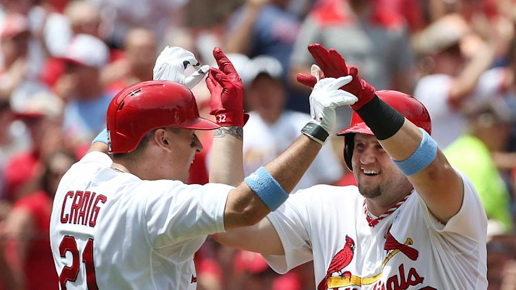 Adams homers again as Cardinals beat Nats 5-2