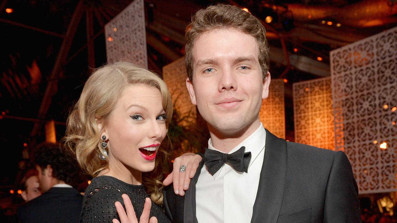 Taylor Swift's Brother Throws Out His Yeezy Sneakers After Kanye Calls Her Out in New Rap
