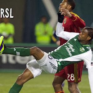 HIGHLIGHTS: Portland Timbers vs. Real Salt Lake