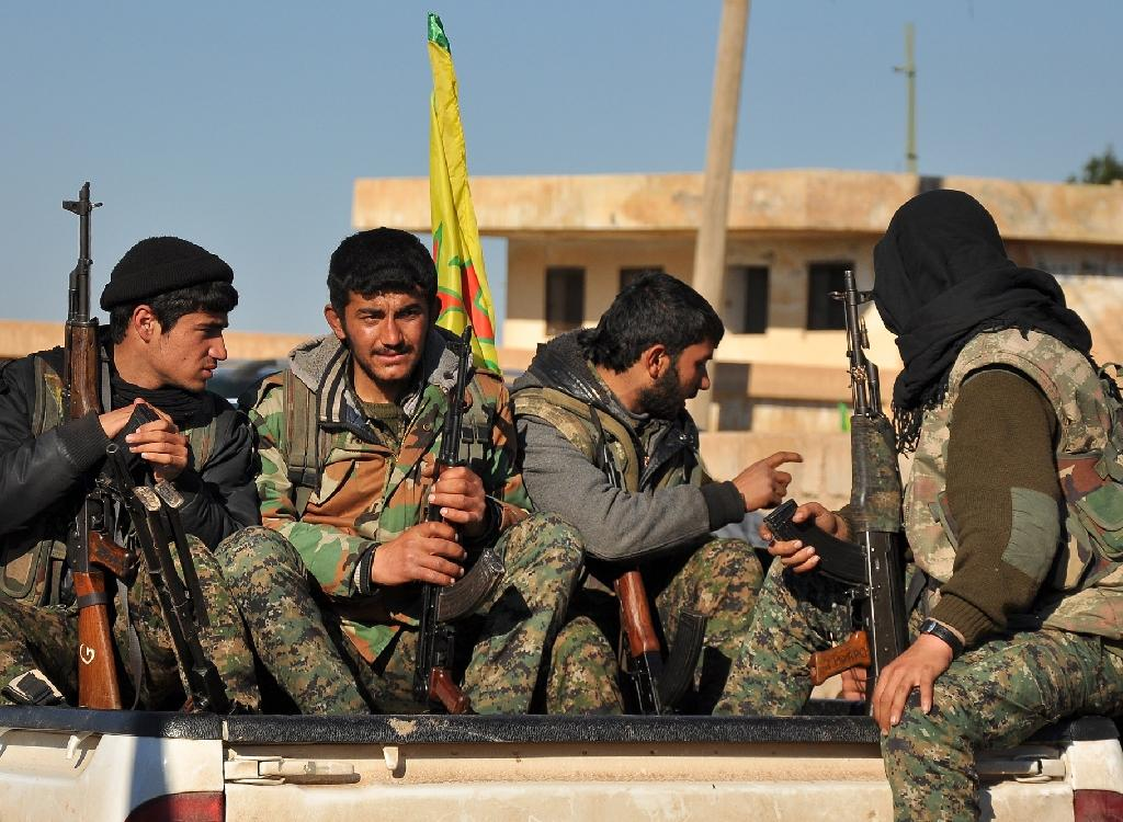 Kurdish forces 'capture strategic IS Syria bastion'
