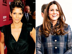 Halle Berry Is Pregnant With Olivier Martinez's Child; Mom-to-Be Kate Middleton Plays Ping Pong in Heels: Today's Top Stories