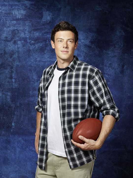 "Cory Monteith returns as Finn in ""Glee."""