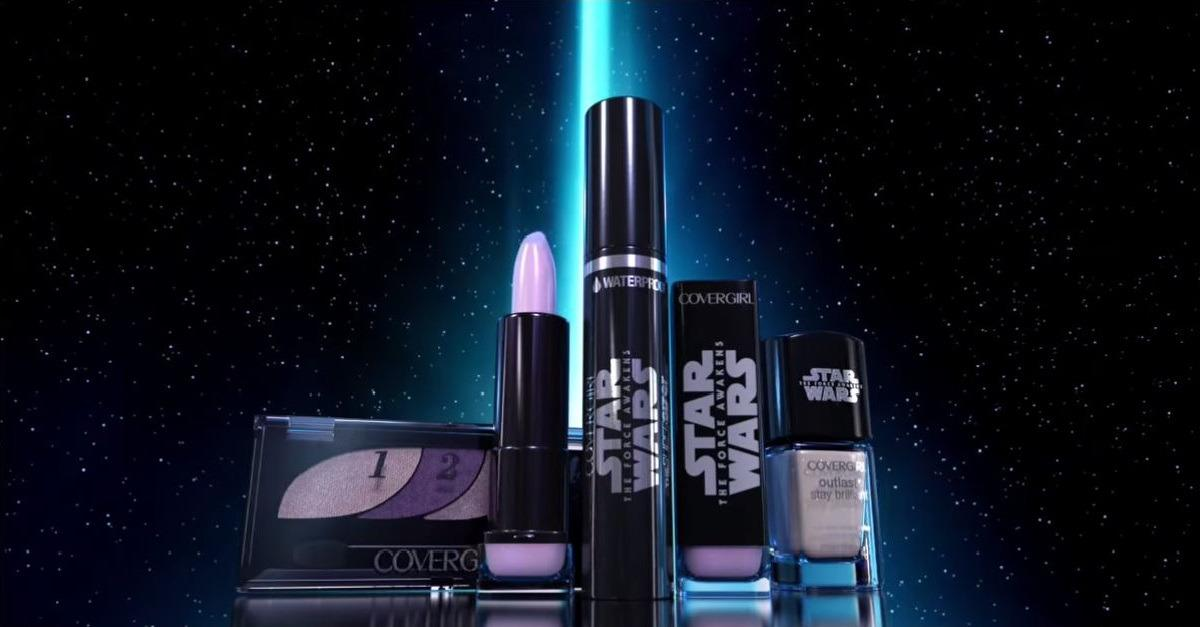 There has been a STAR WARS #BeautyForce awakening!