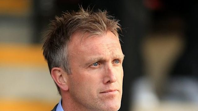 Crewe boss Steve Davis was happy to take a point against high-flying Peterborough