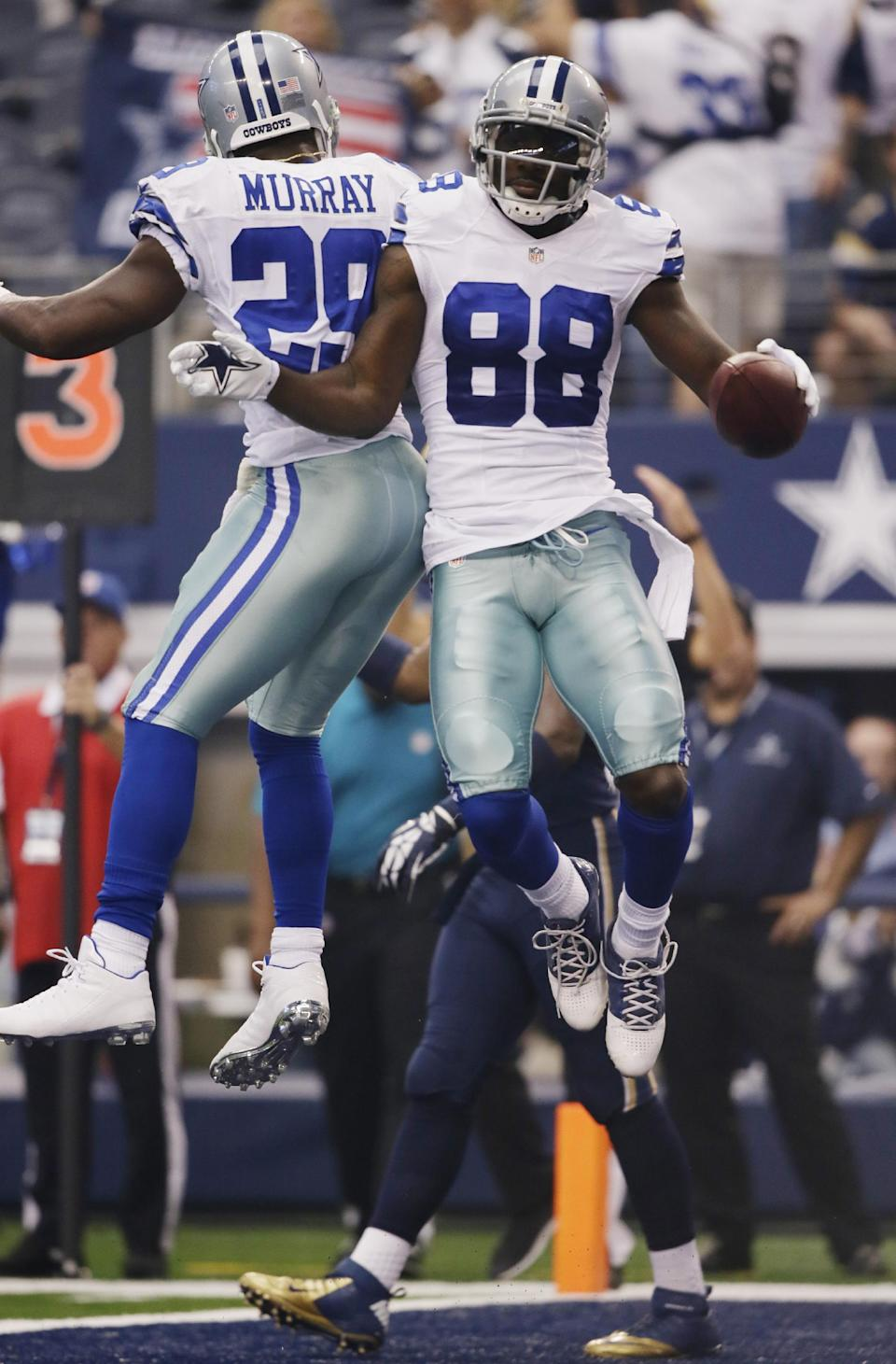 Big or bad game, Cowboys' Murray keeps churning