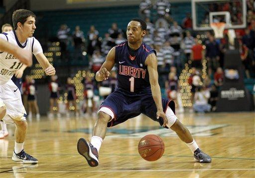 Liberty, with 15-20 record, earns NCAA berth