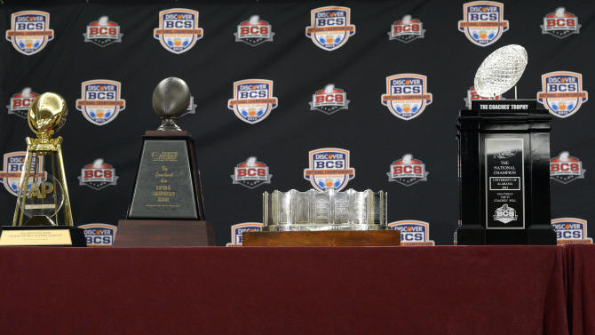 Football: BCS National Championship-Winning Head Coach Press Conference