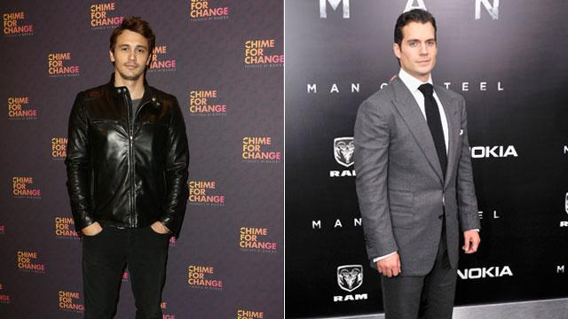 James Franco: Henry Cavill 'Didn't Like Me Much'