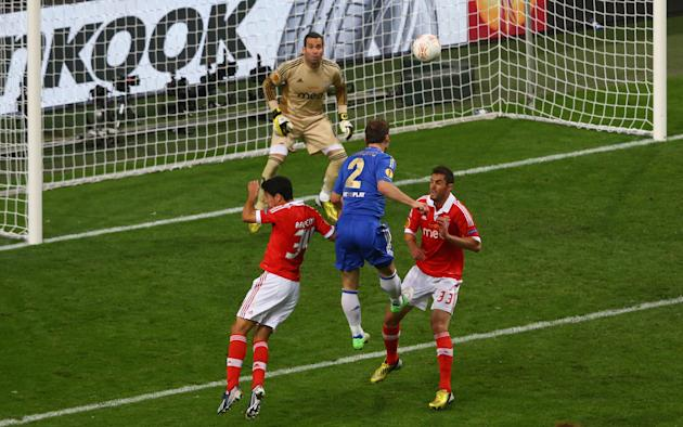 SL Benfica v Chelsea FC - UEFA Europa League Final