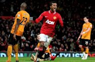 Nani hints at pastures new as he claims Manchester United contract talks have stalled