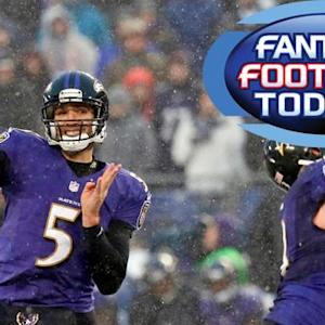 Fantasy Football Today: Game recaps I (12/8)