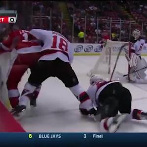 New Jersey Devils at Detroit Red Wings - 03/07/2014